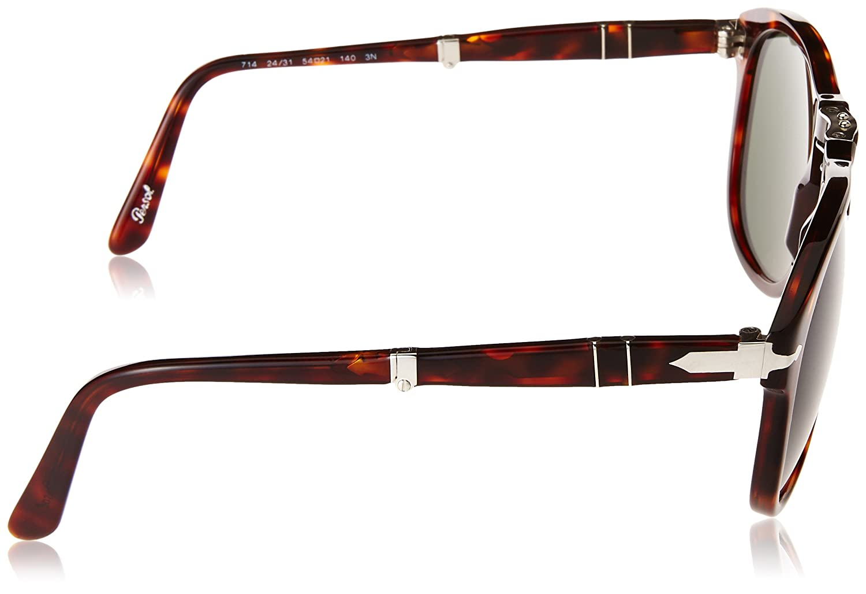 Persol 24//31 Taglia 54 0714 Sole Aviatore Occhiali da sole Mod
