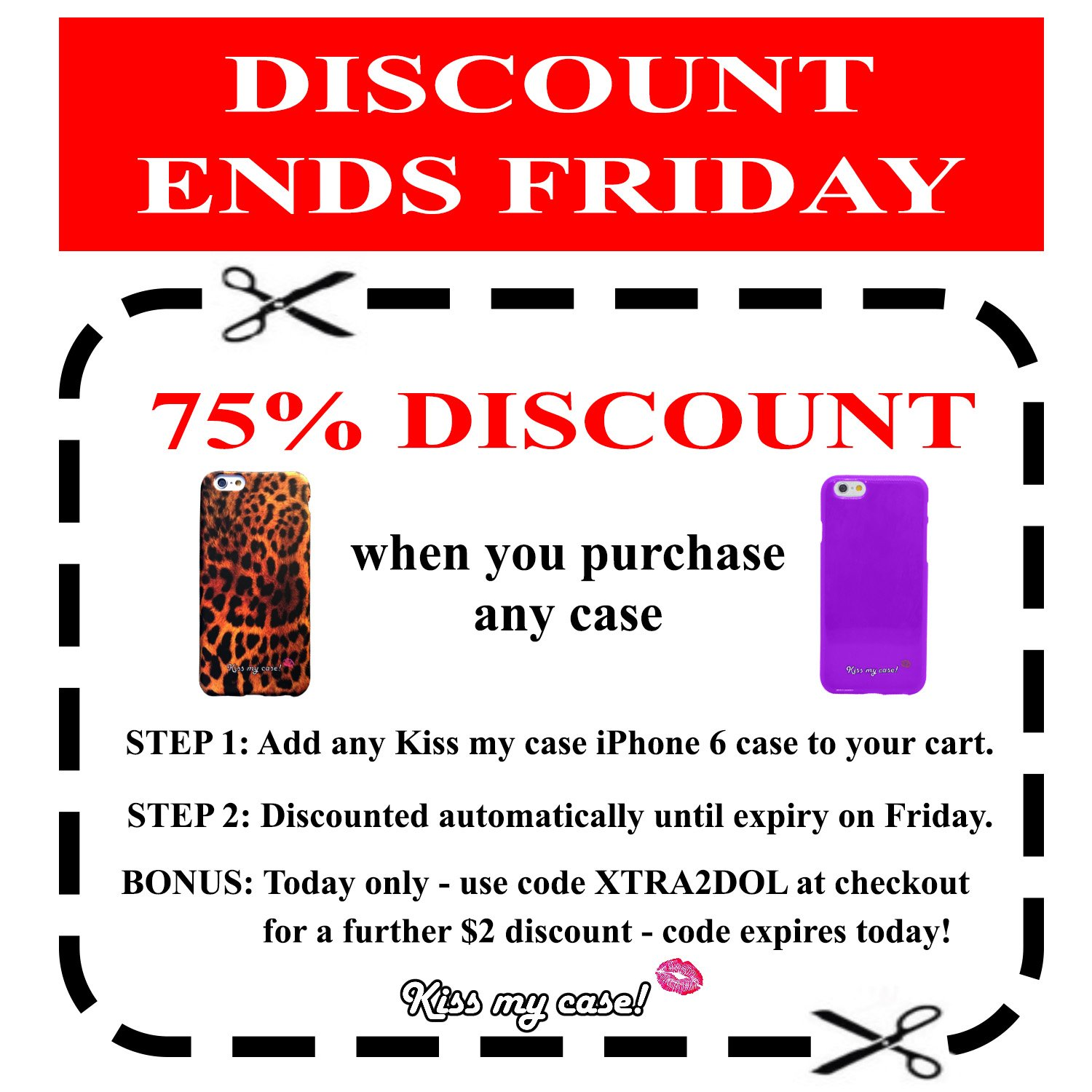 Cheetah iPhone 6 Case ~ Keep Your iPhone 6 4.7 Inch Totally Safe ~ Warranty For Life ~ *FREE CASE DEAL ENDS SATURDAY!* ~ Awesome Designer Leopard Print ...