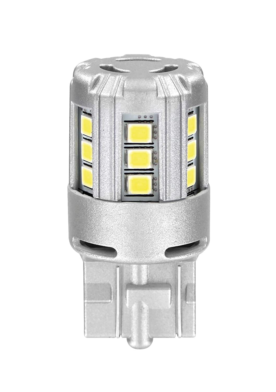 Osram Premium LED Bulbs W21//5W T20 Cool White 6000K 580 W3x16q 3W 7915CW-02B