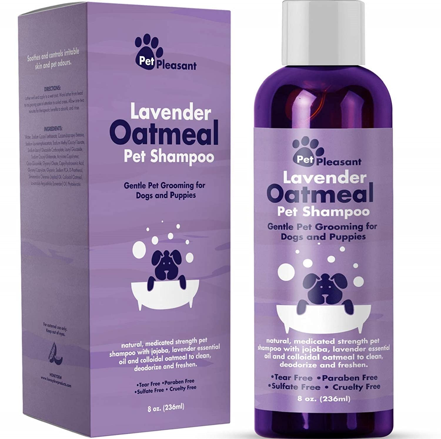 Best Smelling Dog Shampoo 9