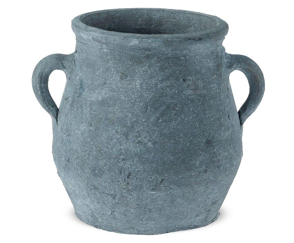 40x12,5x3,5 cm Pflanzschale Pflanzplatte Keramik rechteckig weiß 1 Stk
