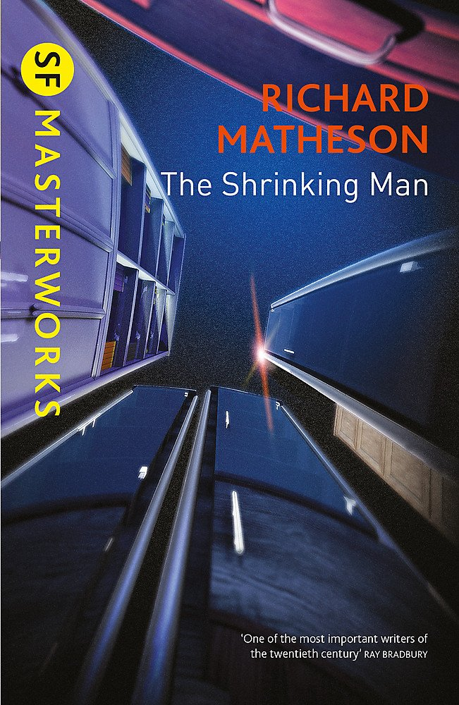 The Shrinking Man (S.F. MASTERWORKS)