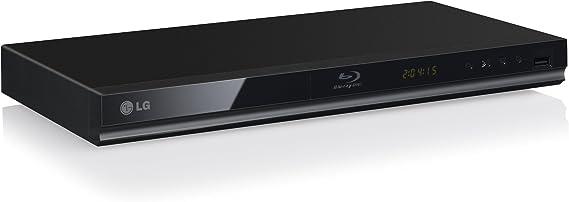 Lg Bp120 - Reproductor de Blu-ray (Usb, Ext Hdd Playback): Amazon.es: Electrónica