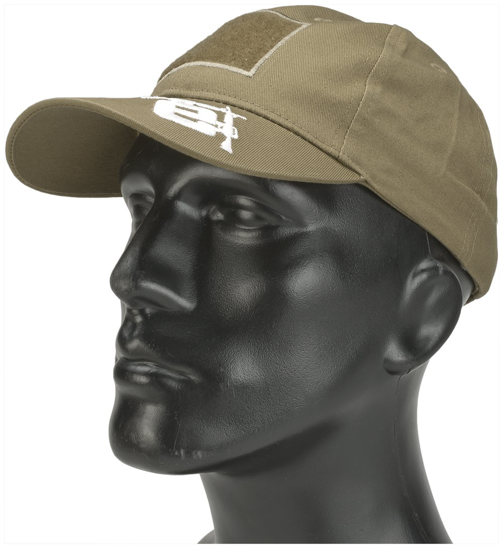 0076ce66 Amazon.com: Evike Mil-Spec Patch Ready Tactical Ball Cap - Black (Type 2) -  (39158): Sports & Outdoors