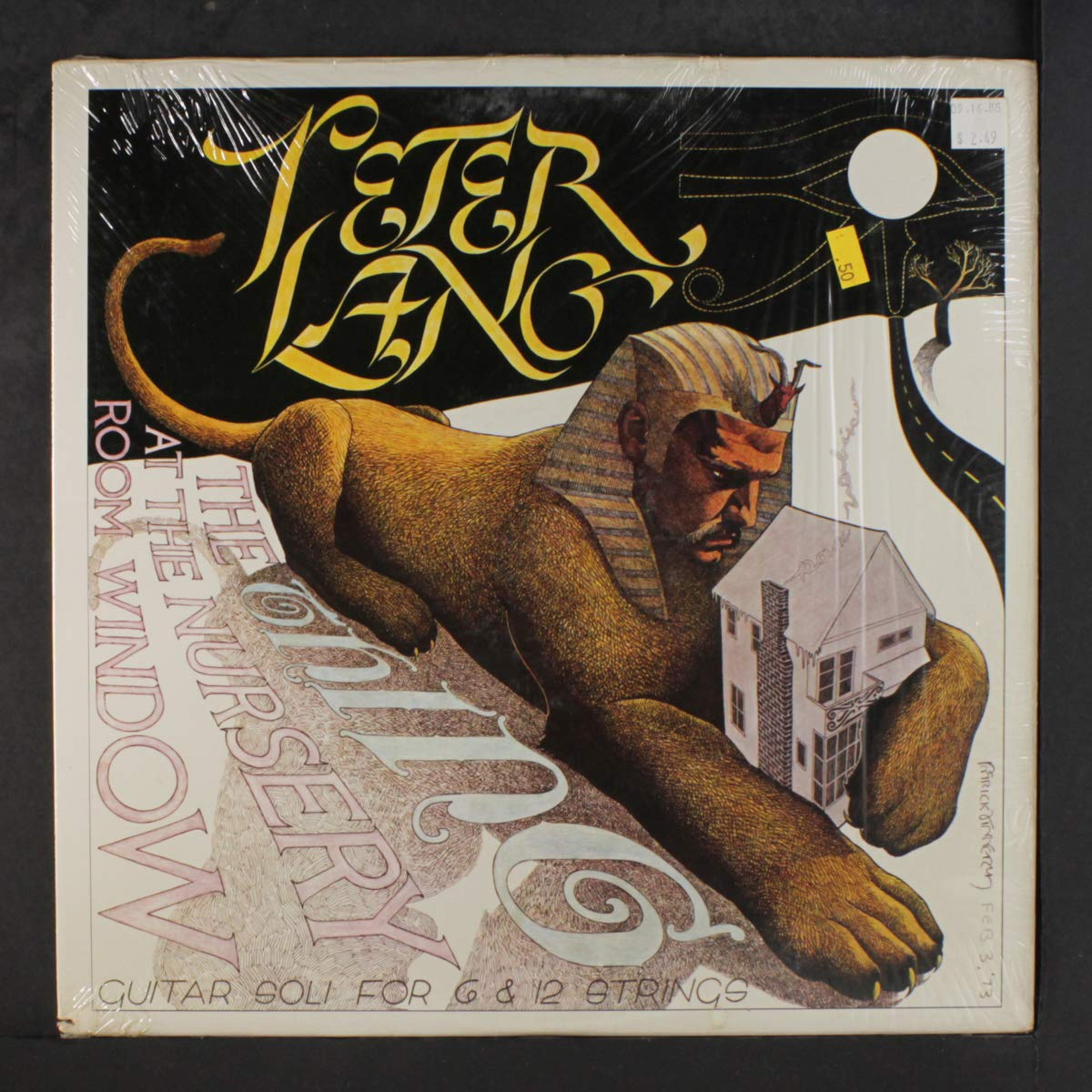 PETER LANG - the thing at the nursery room window - Amazon.com Music