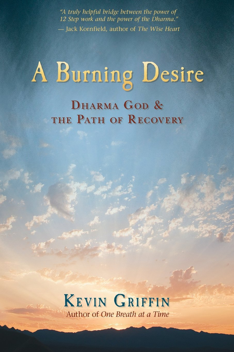 Download A Burning Desire: Dharma God and the Path of Recovery pdf epub