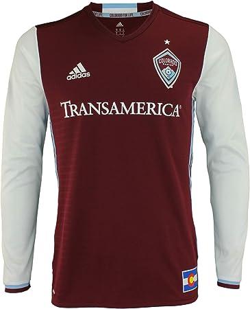 Amazon.com: adidas MLS Cllimacool - Camiseta de manga larga ...
