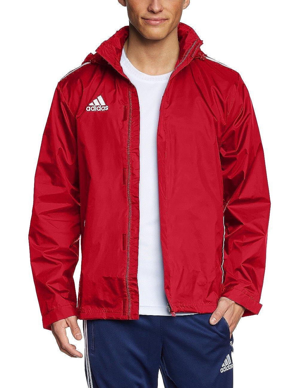 adidas uomo core 11 rain jacket