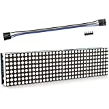 kwmobile MAX7219 Dot Matrix Module - LED Matrix Display Module Control DIY Kit for Arduino and Raspberry Pi 4 in 1 8x8