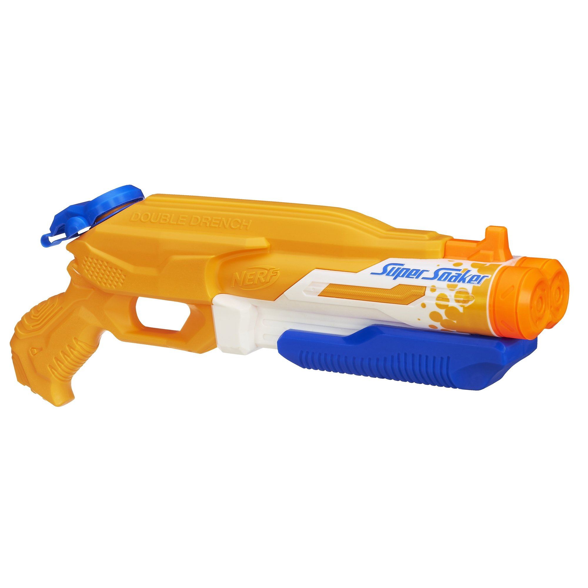 Nerf Super Soaker Double Drench Blaster by SUPERSOAKER