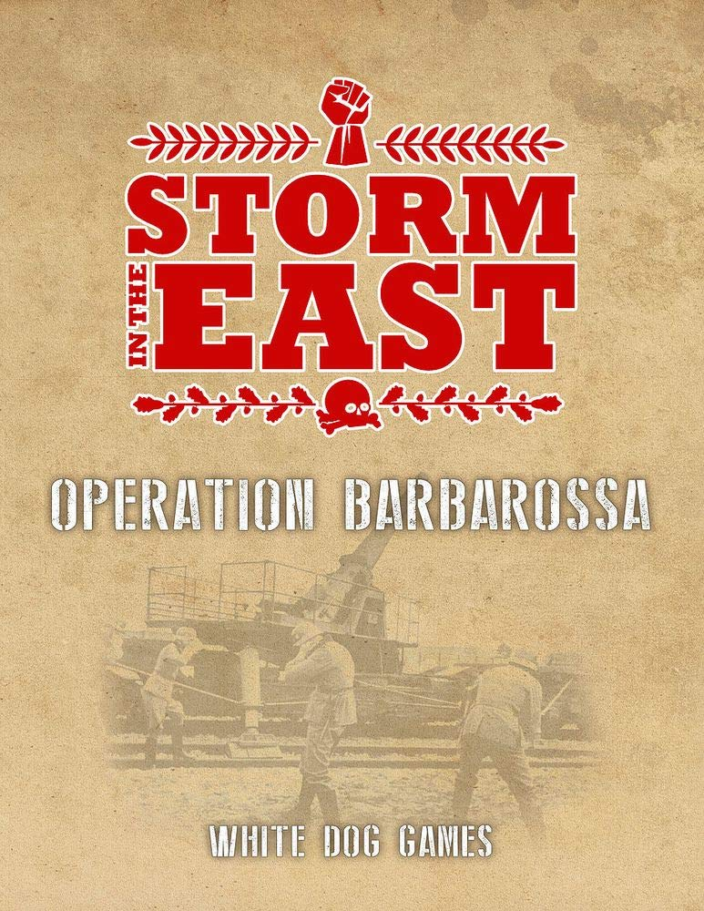 Weiß Dog Games Storm in The East - Operation Barbarossa