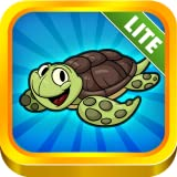 First Ocean Words: Free sea creatures and sea animals pictures game for kids