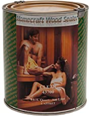 SAUNA SEALANT- water based interior sealer - 1 quart