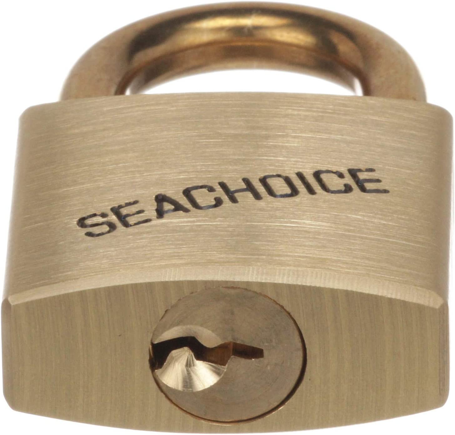 New Seachoice Solid Brass Padlock-2 Scp 37231