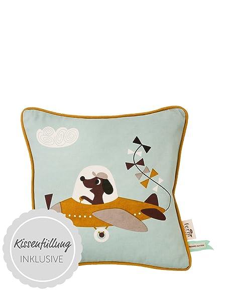 Amazon.com: Ferm Living 7533 Kite cojines – Algodón orgánico ...