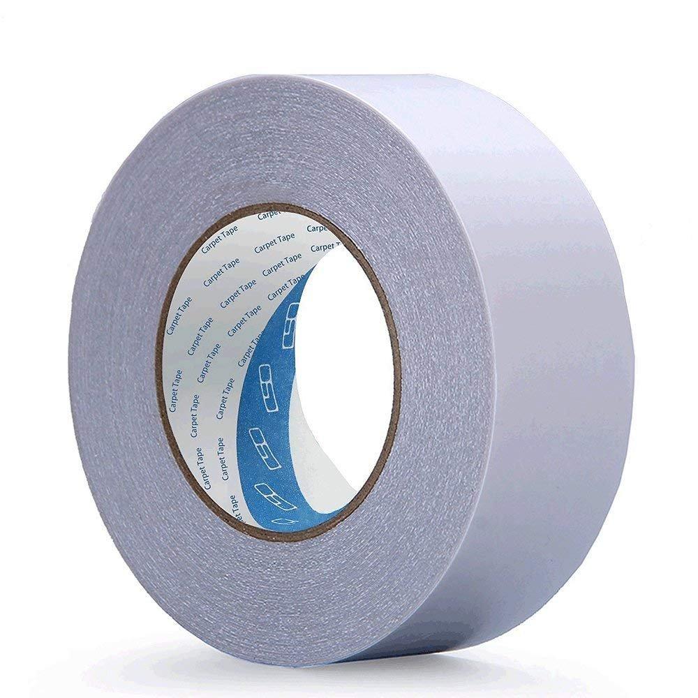 resistente per uso all/'interno Nastro biadesivo per tappeti o moquette 30MM*25M extra spesso