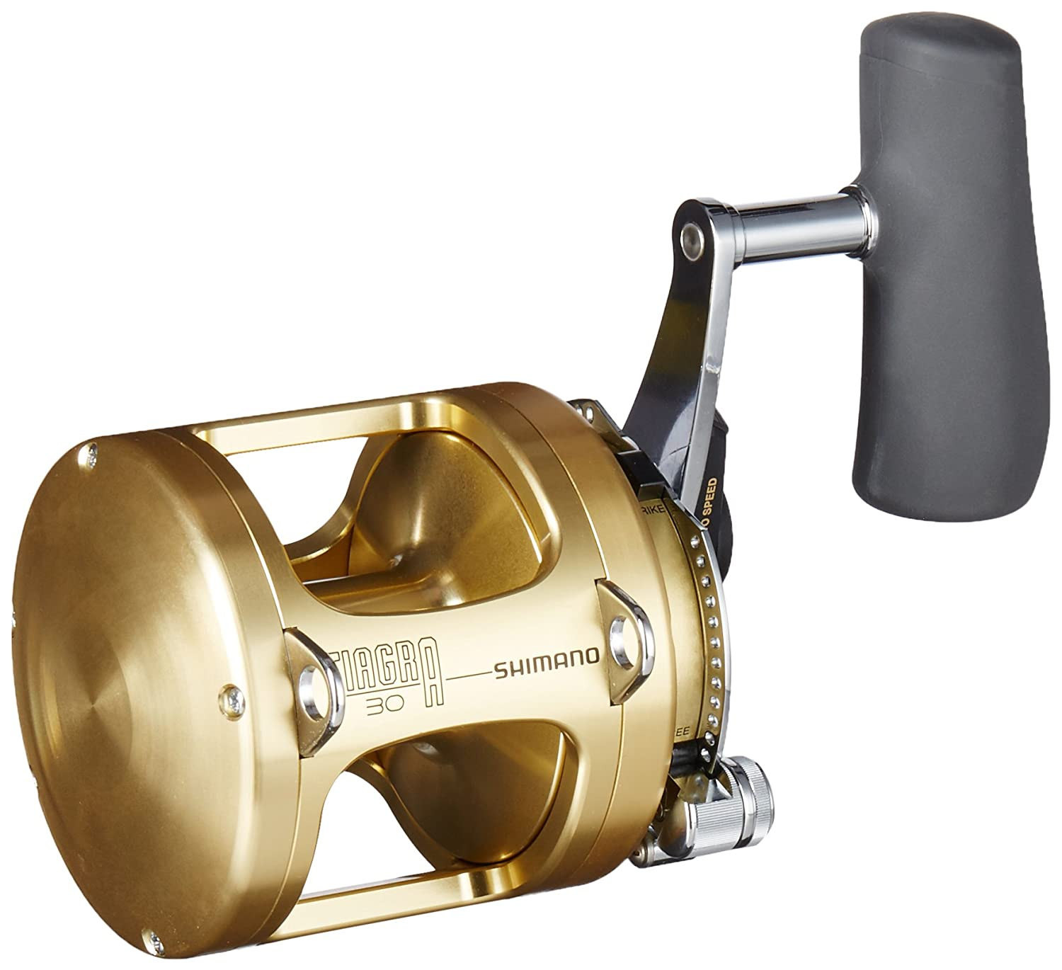Shimano Tiagra 130 A 2 Speed Offshore Multiplier Seafishing Reel, TI130A