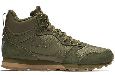 super popular 13048 45a53 Nike Damen Md Runner 2 Mid Premium Hohe Sneaker
