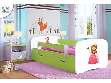 Betten Mit Matratze Kinderbett Jugendbett Einzellbett