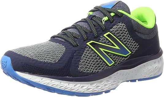 New Balance 720v4, Zapatillas Deportivas para Interior Hombre, Multicolor (Pigment/bolt), 40 EU: Amazon.es: Zapatos y complementos