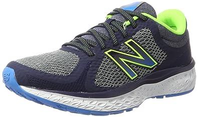 New Balance 720v4, Chaussures de Fitness Homme, Multicolore (Pigment/Bolt), 40.5 EU