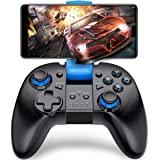 Android Wireless Game Controller, BEBONCOOL Gamepad Remote (for Android Phone/Tablet/Samsung Gear VR/Emulator) Gear VR Gamepad Controller Compatible with Bluetooth