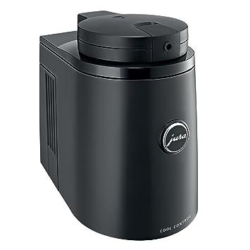 Jura 72078 - Jarra para leche, 25 W, 1 litro, color negro