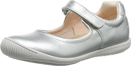 Ballerines à Bride Cheville Fille Chaussures et Sacs Geox J