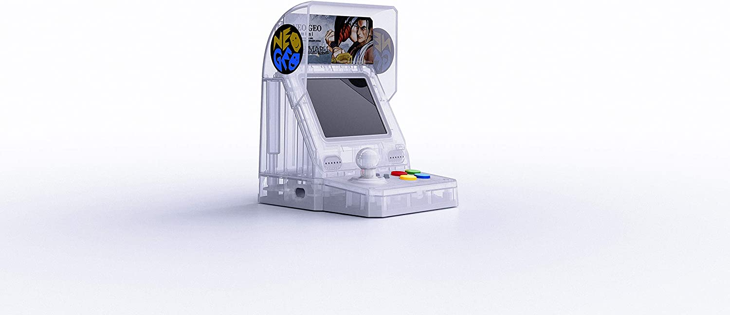 Amazon.com: Neo Geo Mini Samurai Shodown Limited Edition ...