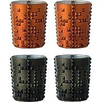 Nachtmann 100053& 100054Punk Whisky vaso pistola Metal