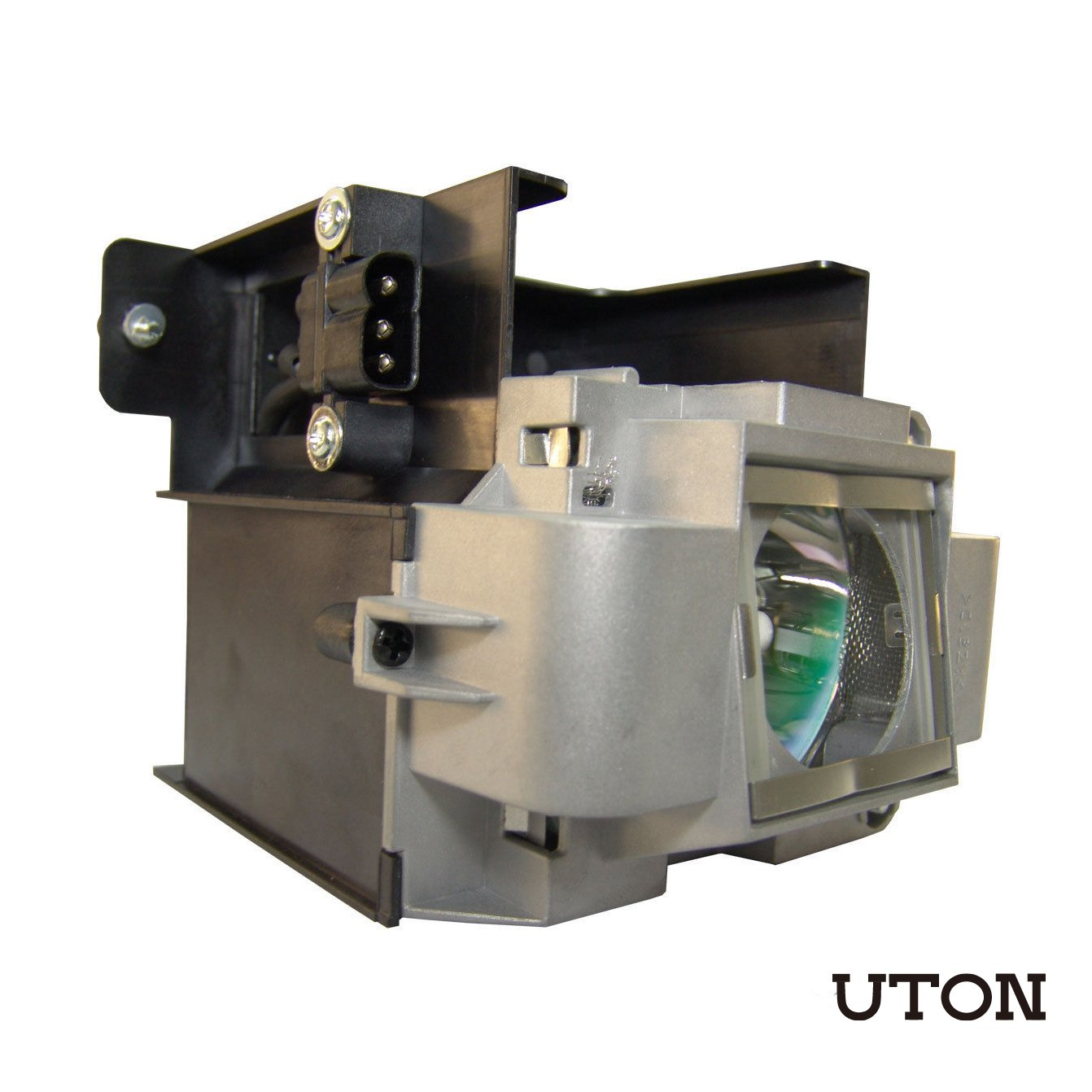For VLT-XD3200LP Replacement Projector Lamp with Housing for MITSUBISHI WD3200U WD3300U XD3200U XD3500U Projector(Uton)