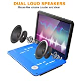 """SUNPIN 17.9"""" Portable DVD Player with 15.6 inch"""