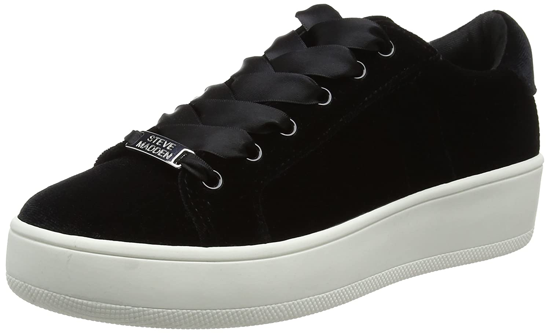 Steve 19934 Madden Bertie-v Sneaker, Sneakers Sneaker, Basses Sneakers Femme Noir (Black) 0174069 - fast-weightloss-diet.space