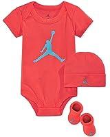Amazon Com Jordan Baby Clothes 3 Piece Basketball Jersey