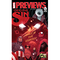 July 2014 Marvel Previews (English Edition)