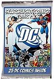 25 DC Comic Bundle + Bonus Searchlight Comics Sticker