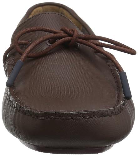 Amazon.com | Lacoste Mens Piloter Corde 317 1 Sneaker | Fashion Sneakers