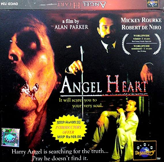 Amazon.in: Buy Angel Heart [VCD] [1987] DVD, Blu-ray Online at Best Prices  in India | Movies & TV Shows