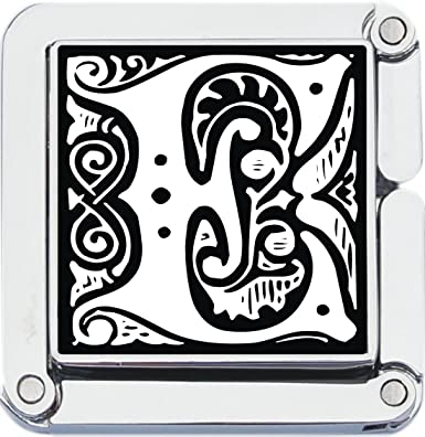 Square old english letter e purse hanger at amazon womens clothing square old english letter e purse hanger thecheapjerseys Images