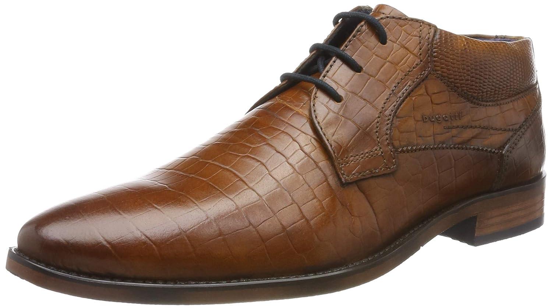 Braun (Cognac 6300) bugatti Herren 312164122100 Derbys