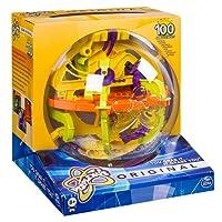 Perplexus - 6022078 - Jeu d'Action et de Réflexe - Labyrinthe 3D Original
