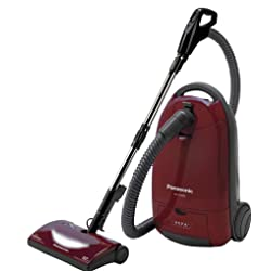 Panasonic Full Size Bag MC CG 902 Canister Vacuum Cleaner