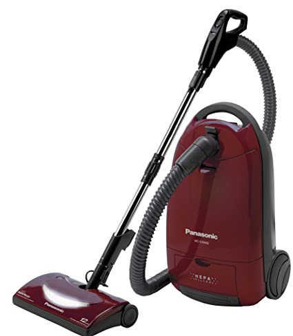 Wonderful Panasonic MC CG902 Full Size Bag Canister Vacuum Cleaner   Corded