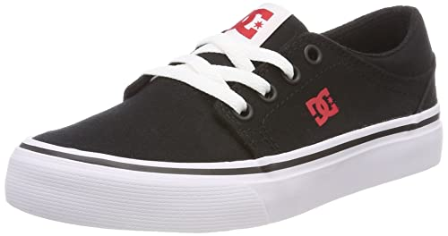 DC Shoes Trase TX, Zapatillas para Niños: Amazon.es: Zapatos y complementos