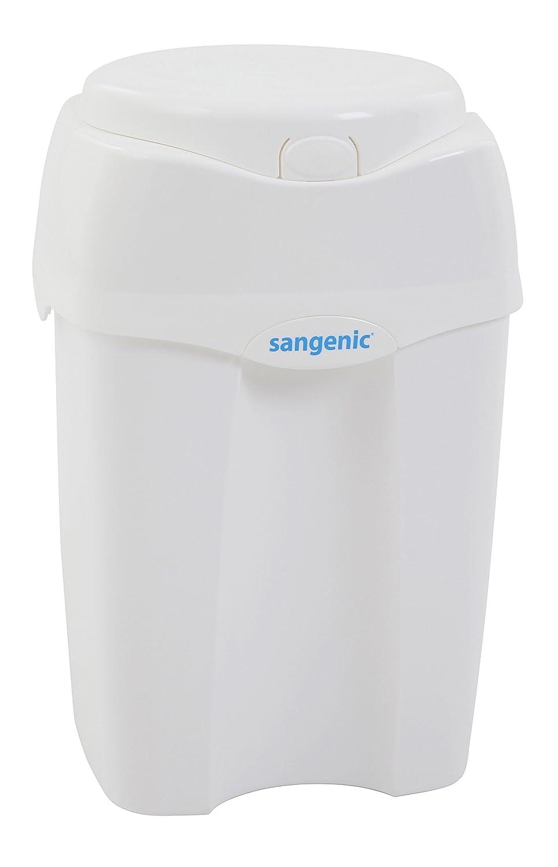 Sangenic 75121102 - Cubo para pañales con sistema de enrollado individual antiolores con cierre hermético: Amazon.es: Bebé