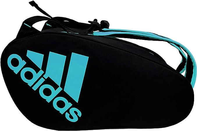 Min acceso inundar  Paletero Adidas Control Black / Blue: Amazon.es: Deportes y aire libre