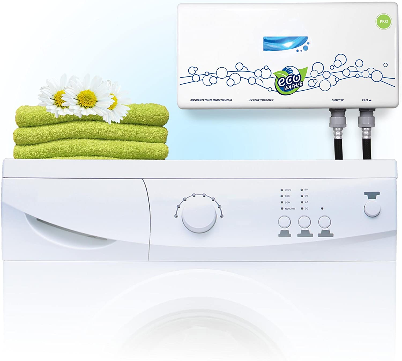 edenpure ecowasher Pro Sistema de limpieza de lavandería: Amazon ...