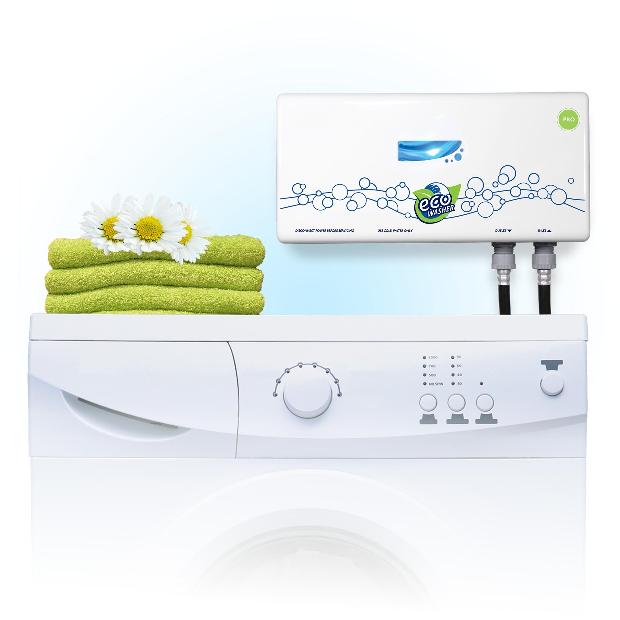 EdenPURE EcoWasher Pro Laundry Cleaning System by Edenpure