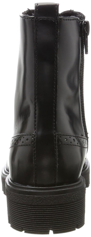 Tamaris Damen 25701 Schwarz Combat Stiefel Schwarz 25701 (schwarz) 368b6e