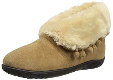 Authentic Padders Women's Eskimo Fleece and Fur Lined